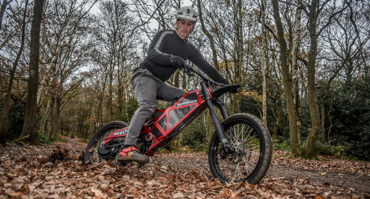 41d1dbd5c85 The SWIND EB-01 comes in six main colours and clients can have the bike  tailor-made upon request. An electric range of up to 80 miles is available  and it ...